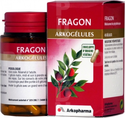 Arkogélules Fragon