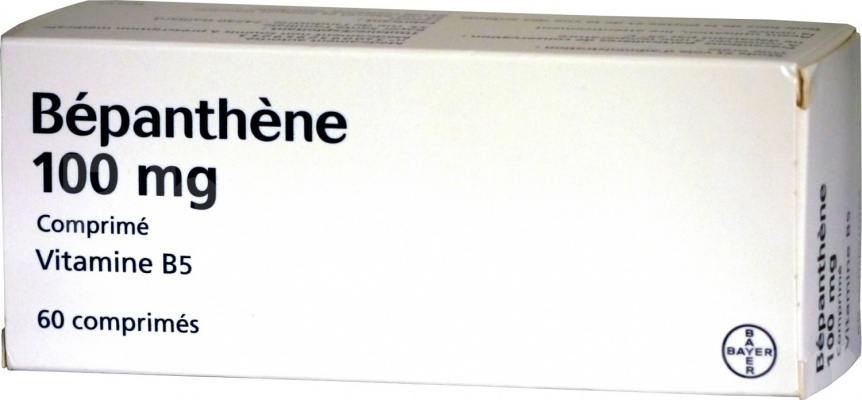 Bepanthene 100 mg