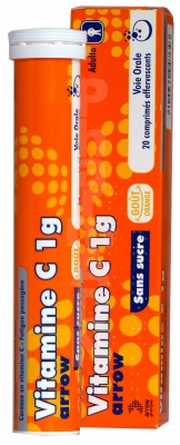 Vitamine C - Arrow 1 gramme