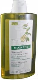 Shampooing KLORANE à la pulpe de Cédrat