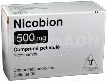 Nicobion 500 mg