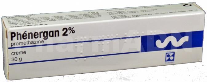 Phenergan 2 %