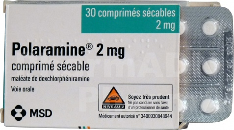 Polaramine 2 mg