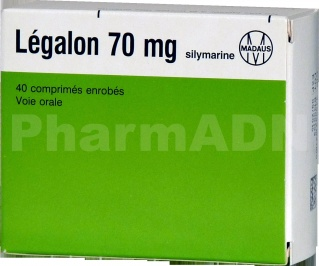 Legalon 70 mg