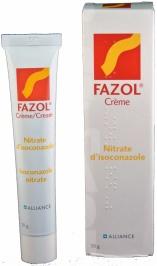 Fazol crème