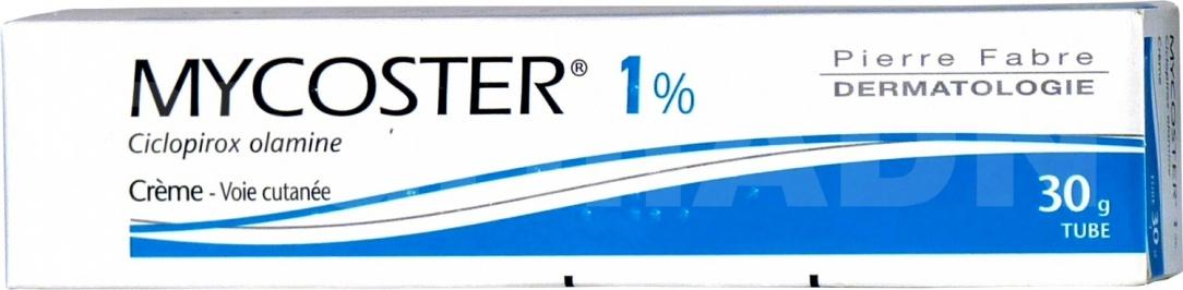 Mycoster 1 % crème
