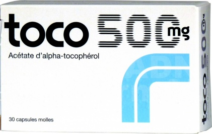 Toco 500 mg