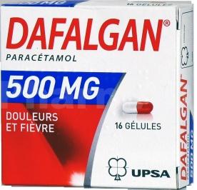 Dafalgan 500 mg