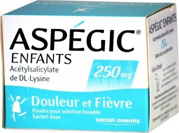 Aspégic enfants 250
