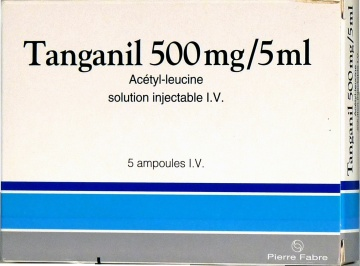 Tanganil 500 mg/5 ml