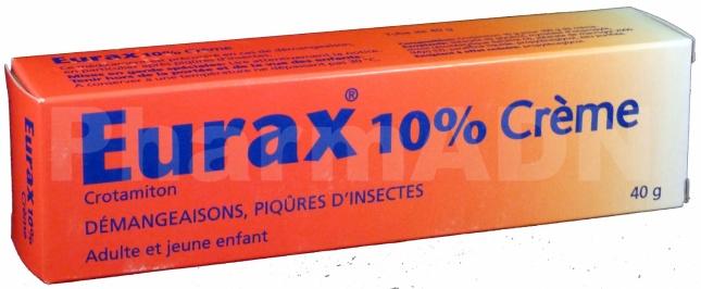 Eurax 10 %