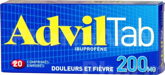 AdvilTab 200 mg