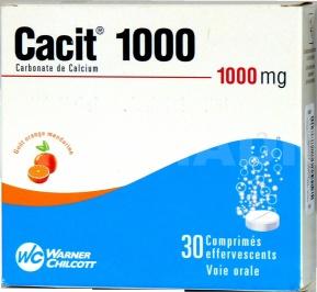Cacit 1000 mg