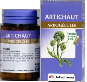 Arkogelules -Artichaut