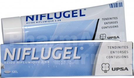 Niflugel 2,5 %