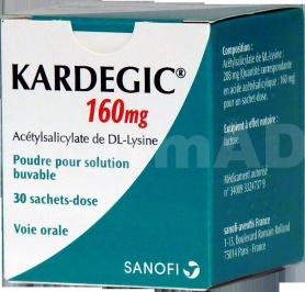 Kardegic 160 mg