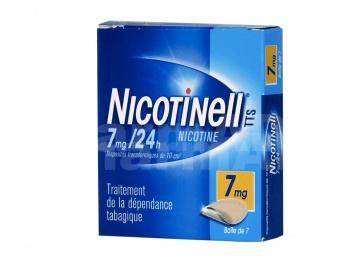Nicotinell TTS 7 mg / 24 h