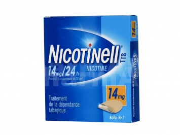Nicotinell TTS 14 mg / 24 h