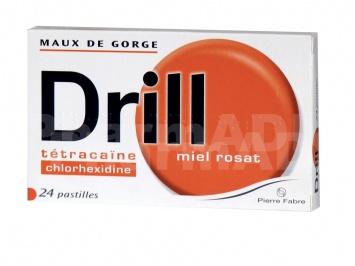 Drill miel rosat