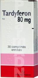 Tardyferon 80 mg