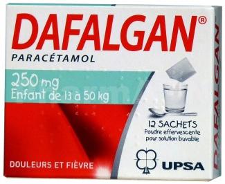 Dafalgan 250 mg