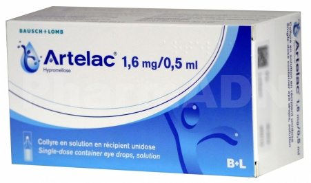 Artelac 1,6 mg/0,5 ml