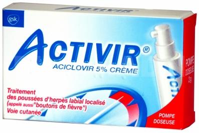 Activir 5 %