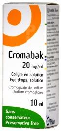 Cromabak 20 mg/ml