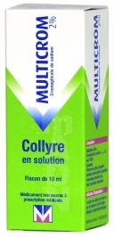 Multicrom 2 % multidoses