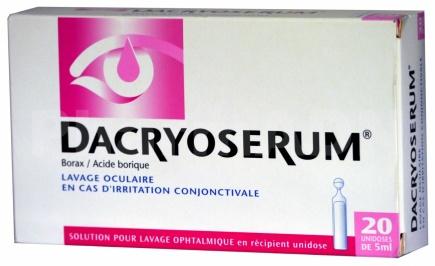 Dacryoserum uni-doses