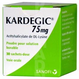 Kardegic 75 mg