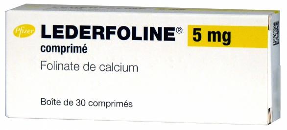 Lederfoline 5 mg