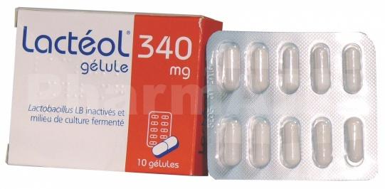 Lacteol 340 mg