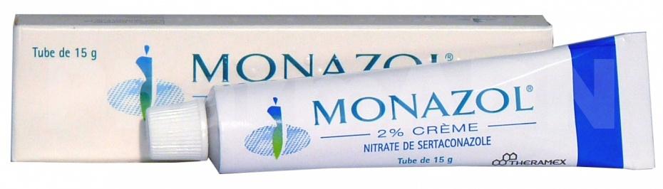 Monazol 2 % crème