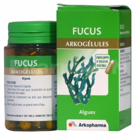 Arkogélules - Fucus