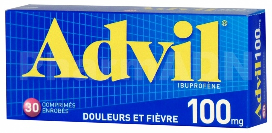 Advil 100 mg