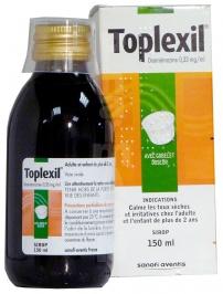 Toplexil 0,33 mg/ml