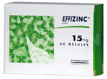 Effizinc 15 mg