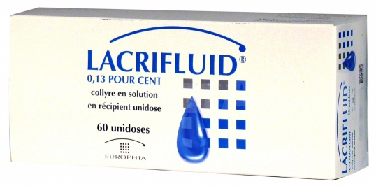 Lacrifluid 0,13 %