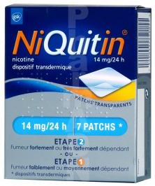 Niquitin 14 mg/24 heures
