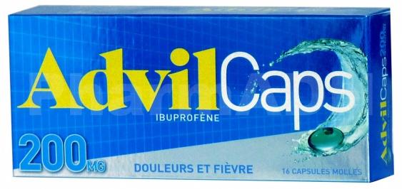 Advilcaps 200 mg