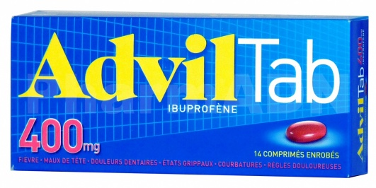 AdvilTab 400 mg