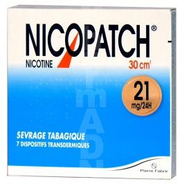 Nicopatch 21 mg/24 h
