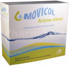 Movicol chocolat