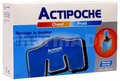 Actipoche Chaud Froid Cervicales Trapèzes
