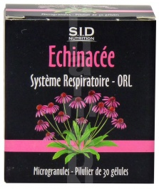 Echinacée Système respiratoire - ORL