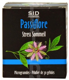 Passiflore Stress Sommeil