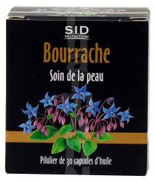 SID Nutrition Bourrache