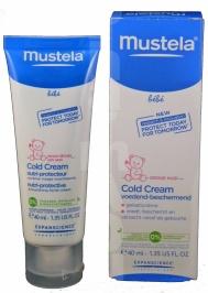 Mustela Bébé - Crème cold cream Ultra protecteur
