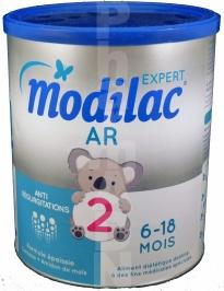 Modilac Expert  AR 2 Lait en poudre